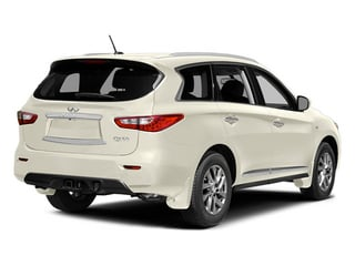 Moonlight White 2014 INFINITI QX60 Pictures QX60 Utility 4D 2WD V6 photos rear view
