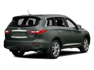 Emerald Graphite 2014 INFINITI QX60 Pictures QX60 Utility 4D Hybrid AWD I4 photos rear view