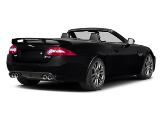 Ultimate Black Metallic 2014 Jaguar XK Pictures XK Convertible 2D XKR-S V8 Supercharged photos rear view