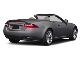 Lunar Gray Metallic 2014 Jaguar XK Pictures XK Convertible 2D Touring V8 photos rear view
