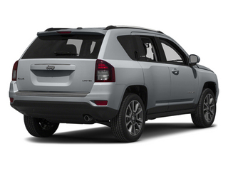 Billet Silver Metallic Clearcoat 2014 Jeep Compass Pictures Compass Utility 4D Altitude 4WD photos rear view