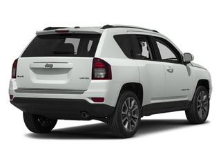 Bright White Clearcoat 2014 Jeep Compass Pictures Compass Utility 4D Altitude 4WD photos rear view