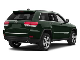 Black Forest Green Pearlcoat 2014 Jeep Grand Cherokee Pictures Grand Cherokee Utility 4D Limited Diesel 2WD photos rear view
