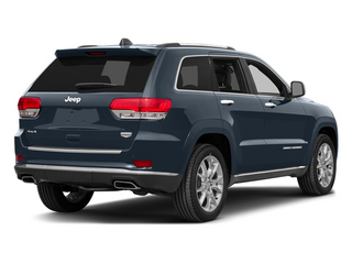 Pacific Blue Clearcoat 2014 Jeep Grand Cherokee Pictures Grand Cherokee Utility 4D Summit Diesel 2WD photos rear view