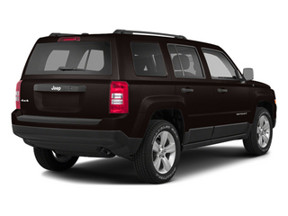 Rugged Brown Pearlcoat 2014 Jeep Patriot Pictures Patriot Utility 4D Limited 2WD photos rear view