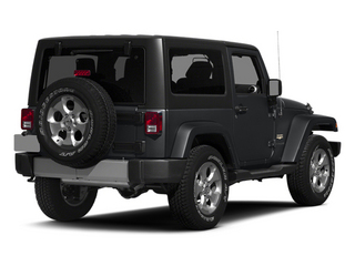 Granite Crystal Metallic Clearcoat 2014 Jeep Wrangler Pictures Wrangler Utility 2D Rubicon 4WD V6 photos rear view