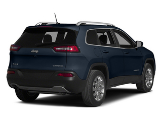 True Blue Pearlcoat 2014 Jeep Cherokee Pictures Cherokee Utility 4D Limited 4WD photos rear view