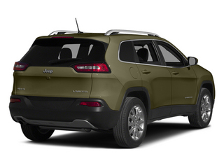Eco Green Pearlcoat 2014 Jeep Cherokee Pictures Cherokee Utility 4D Sport 4WD photos rear view