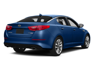Corsa Blue 2014 Kia Optima Pictures Optima Sedan 4D SX Limited I4 Turbo photos rear view
