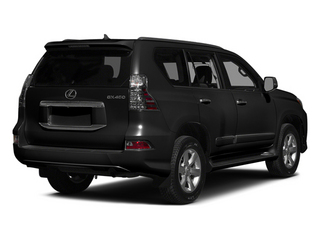 Black Onyx 2014 Lexus GX 460 Pictures GX 460 Utility 4D Luxury 4WD V8 photos rear view