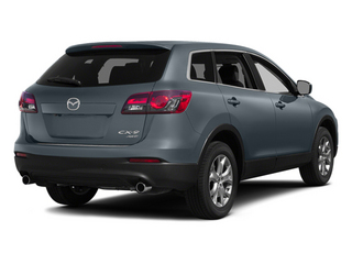 Blue Reflex Mica 2014 Mazda CX-9 Pictures CX-9 Utility 4D Sport 2WD V6 photos rear view