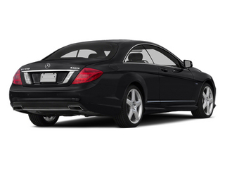 Black 2014 Mercedes-Benz CL-Class Pictures CL-Class Coupe 2D CL550 AWD V8 Turbo photos rear view