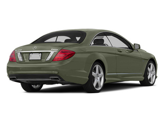 Andorite Gray Metallic 2014 Mercedes-Benz CL-Class Pictures CL-Class Coupe 2D CL550 AWD V8 Turbo photos rear view
