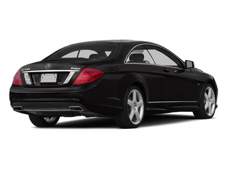 Verde Brook Metallic 2014 Mercedes-Benz CL-Class Pictures CL-Class Coupe 2D CL550 AWD V8 Turbo photos rear view