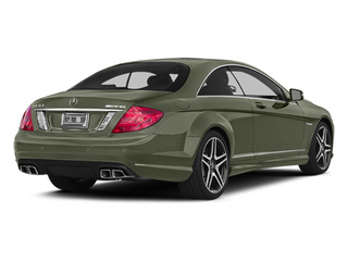 Andorite Gray Metallic 2014 Mercedes-Benz CL-Class Pictures CL-Class Coupe 2D CL63 AMG V8 Turbo photos rear view