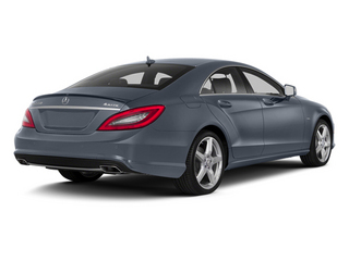designo Graphite 2014 Mercedes-Benz CLS-Class Pictures CLS-Class Sedan 4D CLS550 photos rear view