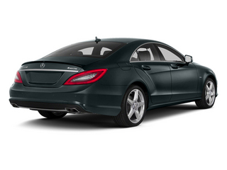 Steel Gray Metallic 2014 Mercedes-Benz CLS-Class Pictures CLS-Class Sedan 4D CLS550 photos rear view