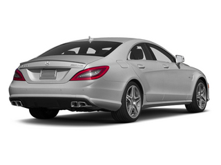 designo Magno Alanite Gray (Matte Finish) 2014 Mercedes-Benz CLS-Class Pictures CLS-Class Sedan 4D CLS63 AMG AWD photos rear view