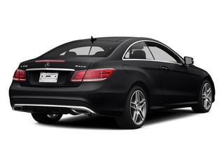 Black 2014 Mercedes-Benz E-Class Pictures E-Class Coupe 2D E350 AWD V6 photos rear view