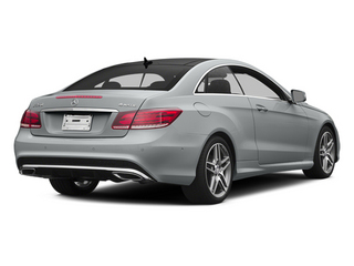 Iridium Silver Metallic 2014 Mercedes-Benz E-Class Pictures E-Class Coupe 2D E350 AWD V6 photos rear view