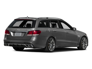 designo Graphite 2014 Mercedes-Benz E-Class Pictures E-Class Wagon 4D E63 AMG S AWD V8 Turbo photos rear view