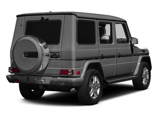 designo Graphite 2014 Mercedes-Benz G-Class Pictures G-Class 4 Door Utility 4Matic photos rear view