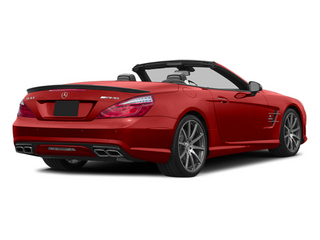 Hyacinth Red Metallic 2014 Mercedes-Benz SL-Class Pictures SL-Class Roadster 2D SL63 AMG V8 Turbo photos rear view