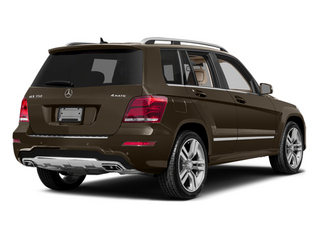 Dolomite Brown 2014 Mercedes-Benz GLK-Class Pictures GLK-Class Utility 4D GLK350 2WD V6 photos rear view