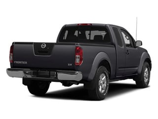 Night Armor 2014 Nissan Frontier Pictures Frontier King Cab SV 2WD photos rear view