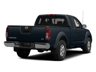 Graphite Blue 2014 Nissan Frontier Pictures Frontier King Cab SV 2WD photos rear view