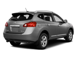 Platinum Graphite 2014 Nissan Rogue Select Pictures Rogue Select Utility 4D S 2WD I4 photos rear view