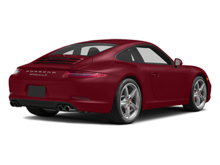Amaranth Red Metallic 2014 Porsche 911 Pictures 911 Coupe 2D Turbo AWD H6 photos rear view