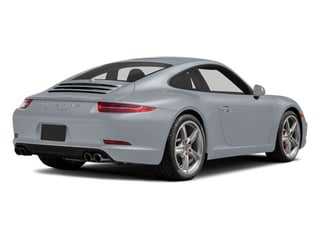 Rhodium Silver Metallic 2014 Porsche 911 Pictures 911 Coupe 2D Turbo AWD H6 photos rear view