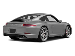 GT Silver Metallic 2014 Porsche 911 Pictures 911 Coupe 2D Turbo AWD H6 photos rear view