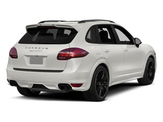 White 2014 Porsche Cayenne Pictures Cayenne Utility 4D GTS AWD V8 photos rear view