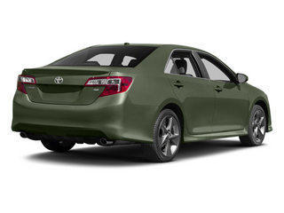 Cypress Pearl 2014 Toyota Camry Pictures Camry Sedan 4D LE I4 photos rear view