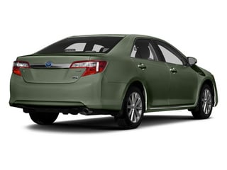 Cypress Pearl 2014 Toyota Camry Hybrid Pictures Camry Hybrid Sedan 4D LE I4 Hybrid photos rear view