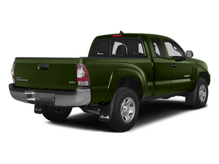 Spruce Mica 2014 Toyota Tacoma Pictures Tacoma Base Access Cab 2WD I4 photos rear view