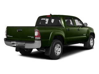 Spruce Mica 2014 Toyota Tacoma Pictures Tacoma Base 4WD V6 photos rear view