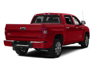 Barcelona Red Metallic 2014 Toyota Tundra 4WD Truck Pictures Tundra 4WD Truck Limited 4WD 5.7L V8 photos rear view