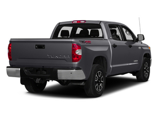 Magnetic Gray Metallic 2014 Toyota Tundra 4WD Truck Pictures Tundra 4WD Truck SR5 4WD 5.7L V8 photos rear view