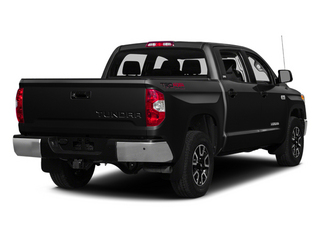 Black 2014 Toyota Tundra 4WD Truck Pictures Tundra 4WD Truck SR5 4WD 5.7L V8 photos rear view