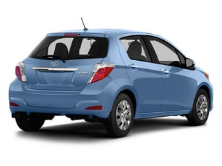 Waveline Pearl 2014 Toyota Yaris Pictures Yaris Hatchback 5D SE I4 photos rear view