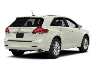 Blizzard Pearl 2014 Toyota Venza Pictures Venza Wagon 4D LE 2WD I4 photos rear view