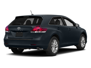 Cosmic Gray Mica 2014 Toyota Venza Pictures Venza Wagon 4D LE 2WD I4 photos rear view