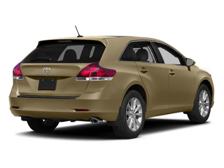 Golden Umber Mica 2014 Toyota Venza Pictures Venza Wagon 4D LE 2WD I4 photos rear view
