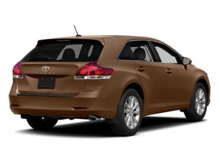 Cypress Pearl 2014 Toyota Venza Pictures Venza Wagon 4D LE 2WD I4 photos rear view