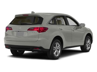 Forged Silver Metallic 2015 Acura RDX Pictures RDX Utility 4D AWD V6 photos rear view
