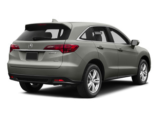 Silver Moon 2015 Acura RDX Pictures RDX Utility 4D Technology AWD V6 photos rear view