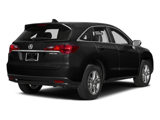 Crystal Black Pearl 2015 Acura RDX Pictures RDX Utility 4D 2WD V6 photos rear view